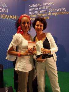 Cristina Ali Farah e Roberta Lepri