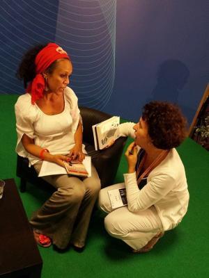 Roberta Lepri intervista Cristina Ali Farah