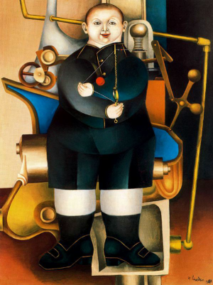 Richard_Lindner_-_Boy_with_Machine_(1954) (2)