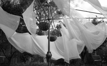 Hanging_White_Sheets