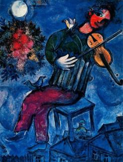 Marc-Chagall-The-blue-fiddler